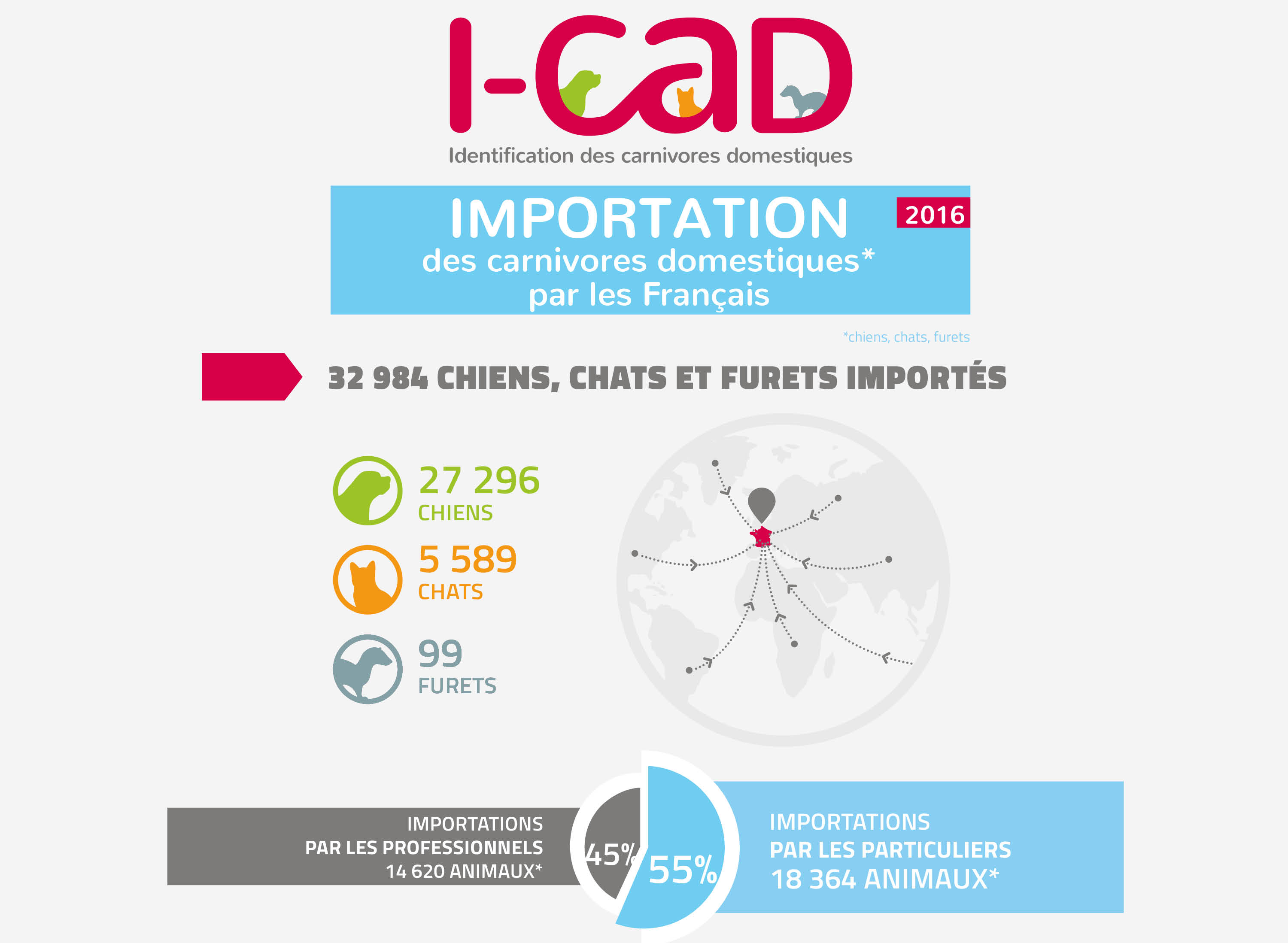 centrale canine icad