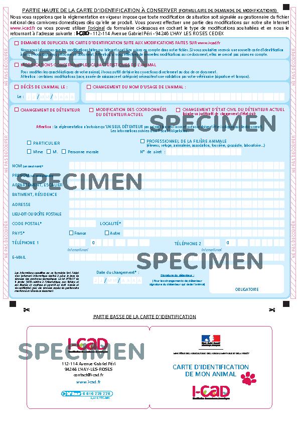 certification provisoire