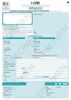 formulaire de demande de duplicata de carte d identification Les documents